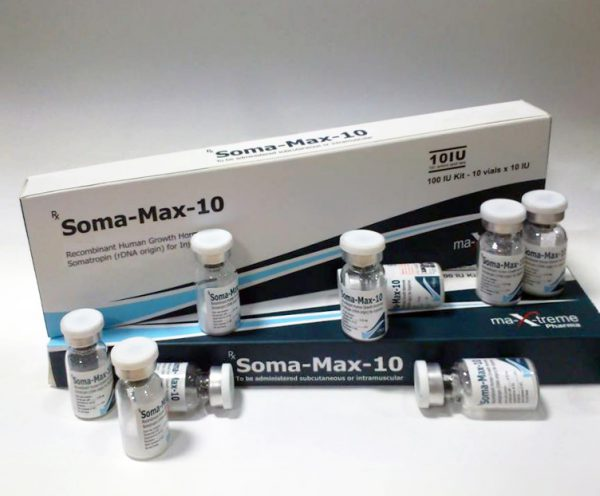 Somatropin Maxtreme